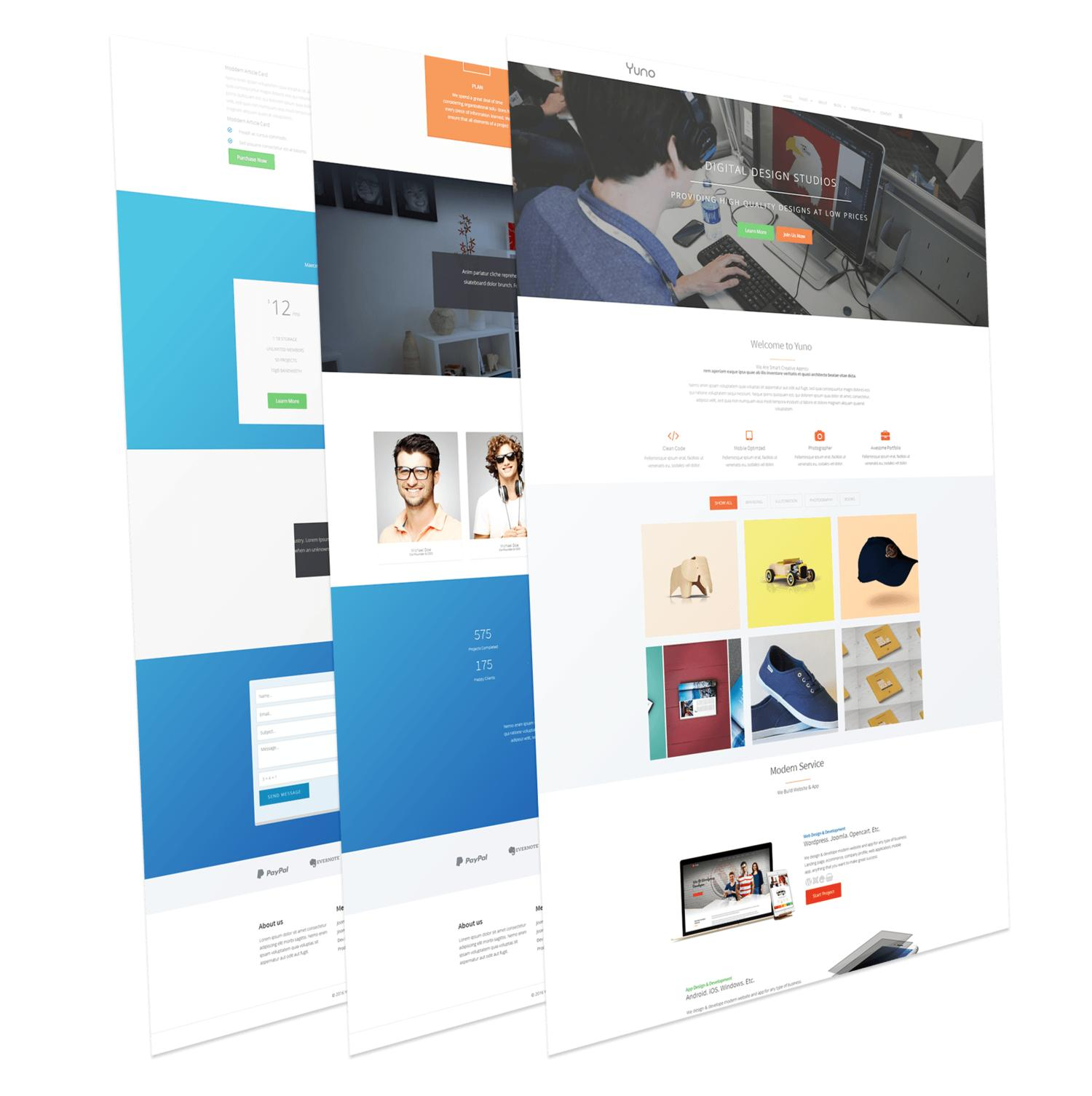 Themeforest Joomla Theme Installation & Demo Setup + Logo Setup by 1webtutor - 99342