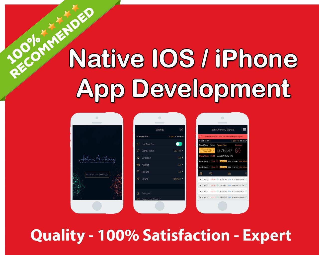Native IOS Application Development by itechnotion - 108105
