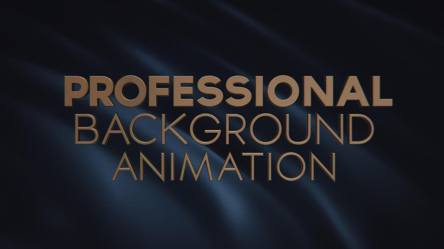 Professional Background Animation by TiborMiklos - 115990
