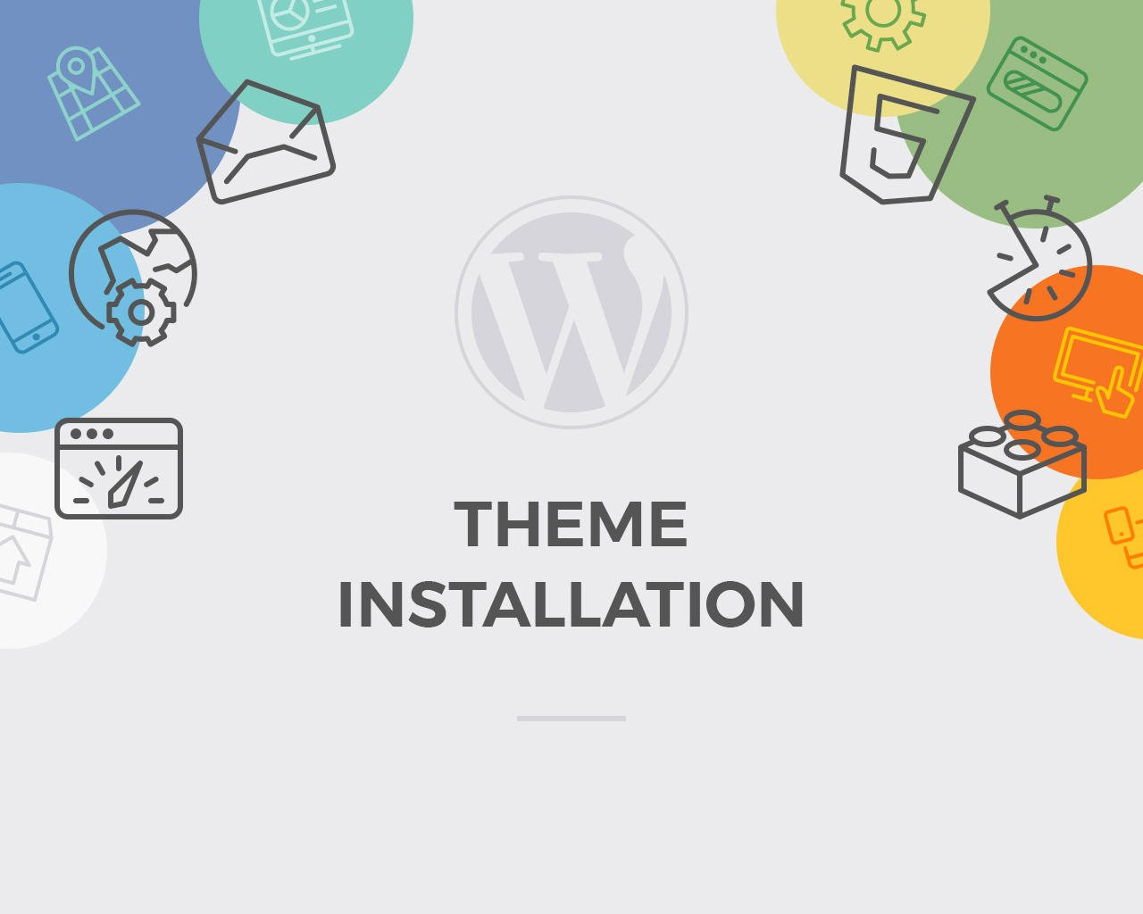 WordPress Theme Installation by QuanticaLabs - 107750