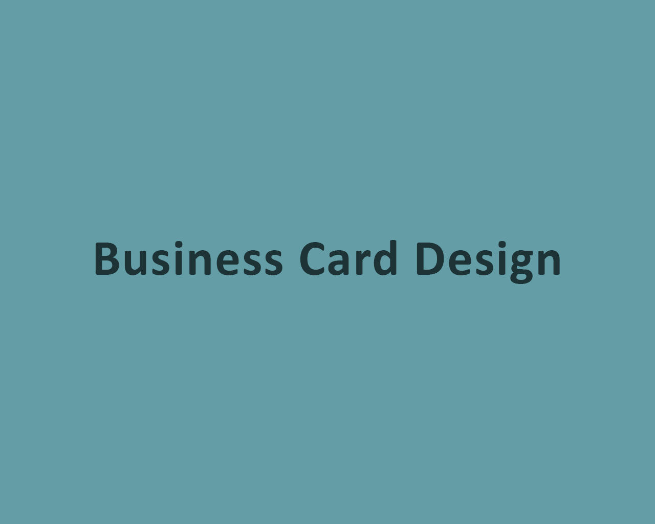 Business Card Design by odiusfly - 105963