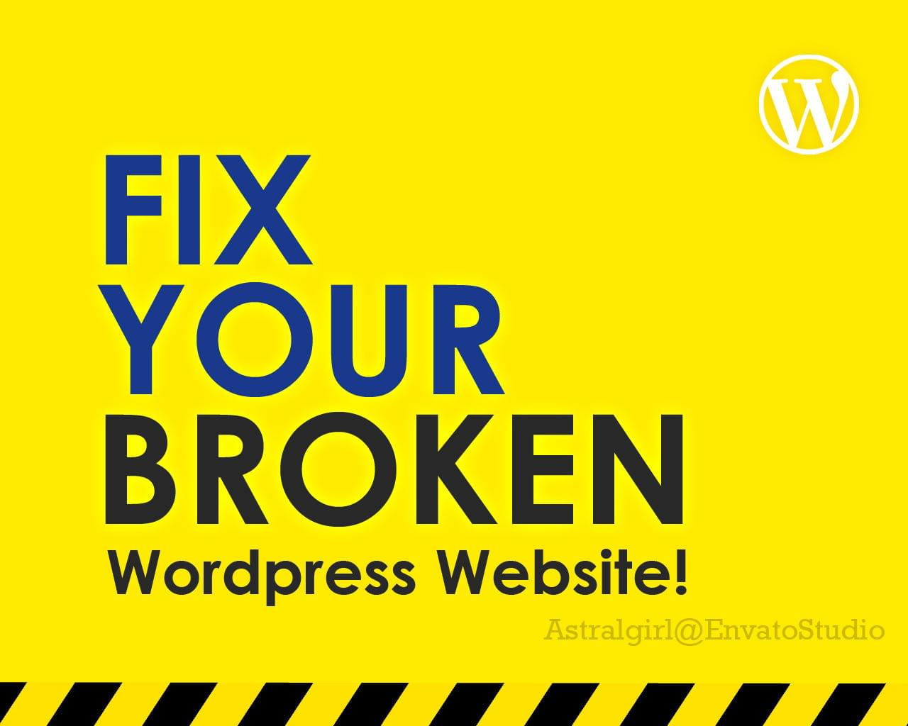 Express WordPress Bug Fix  by astralgirl - 116863