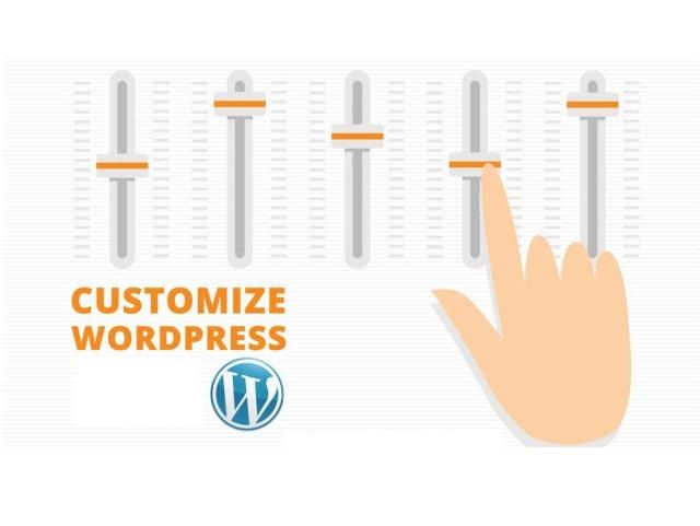 Design and Customize WordPress Websites by 1webtutor - 45149
