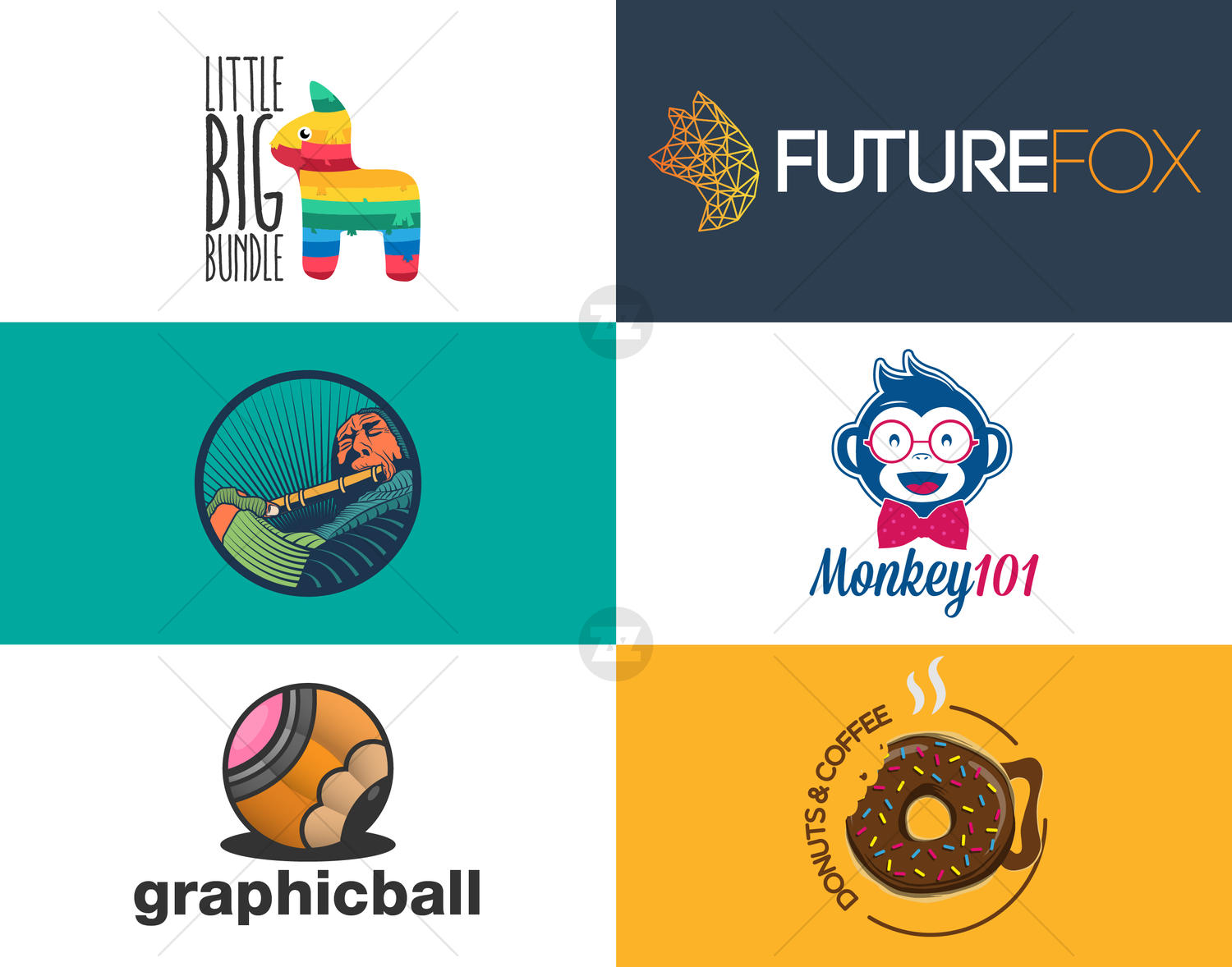 Unique and Professional Logo Designs by green_green - 102837