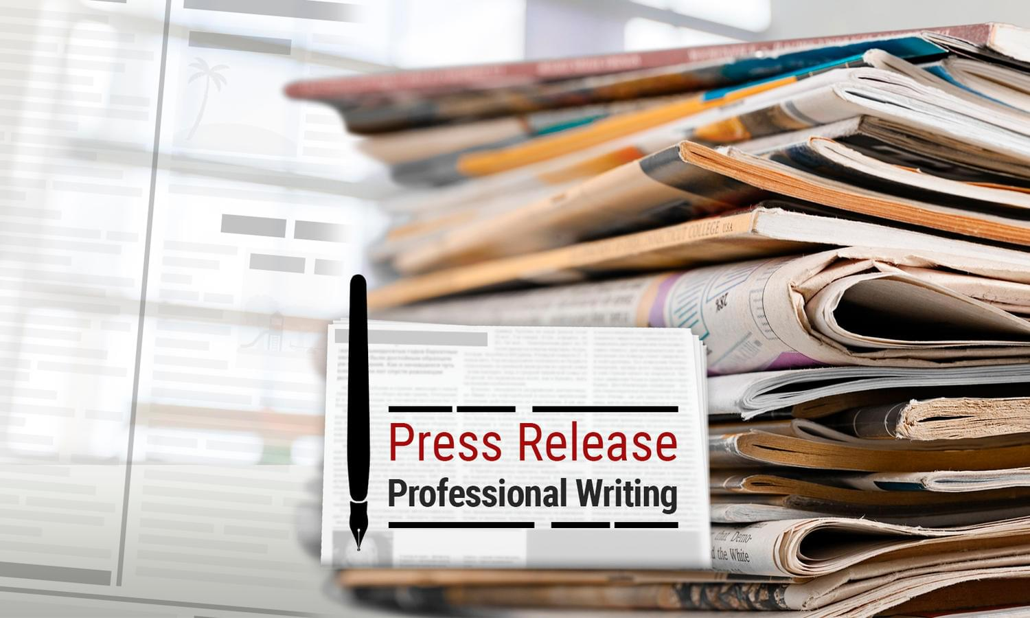 Press Release Professional Writing by madridnyc - 111681