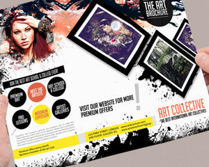 Creative Brochure Designs (Standard US Trifold) by ShermanJackson - 2773