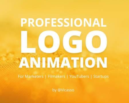 logo animation services on envato studio