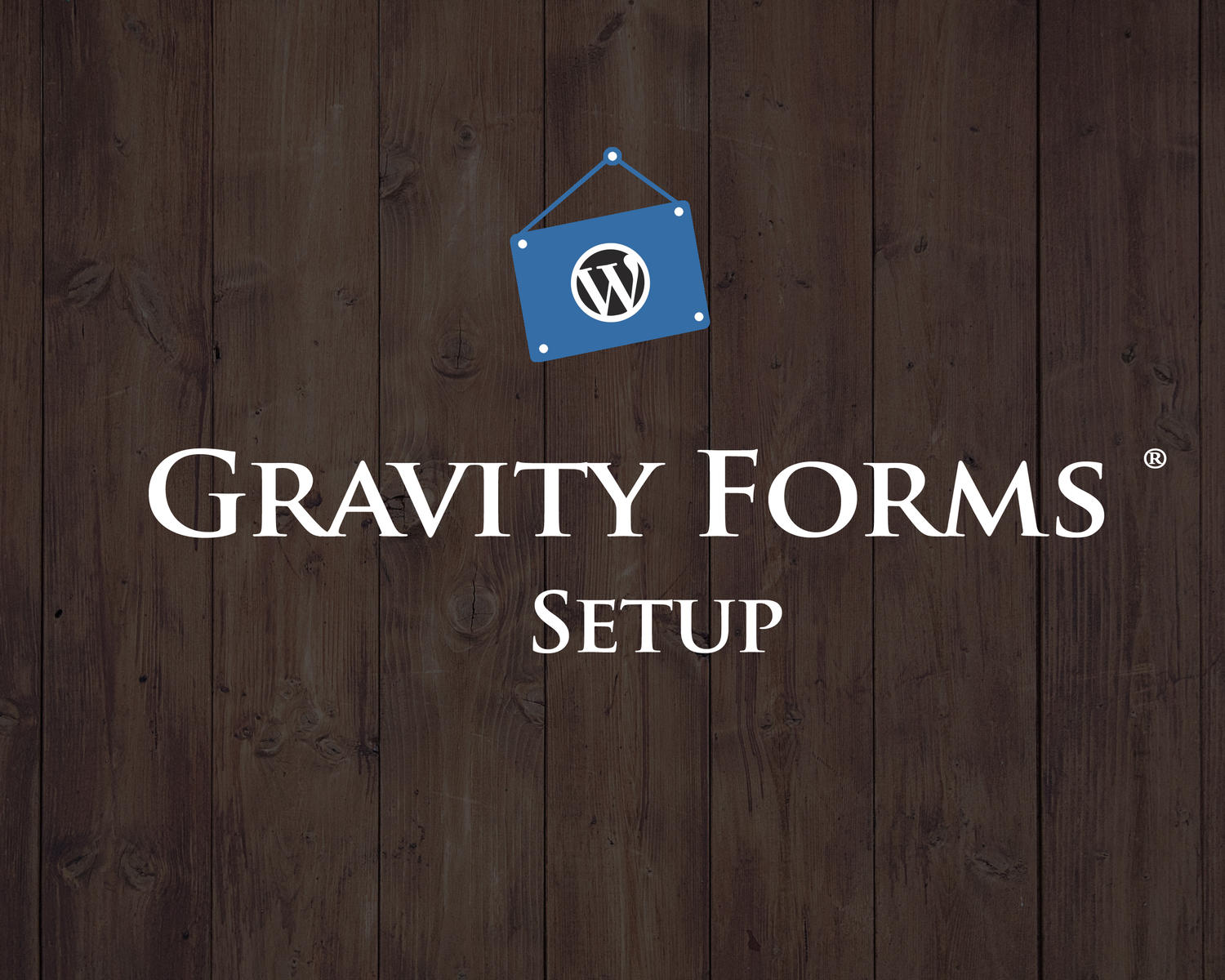 Gravity Form Setup and Advanced Wordpress Form Creation by hasanet - 98069