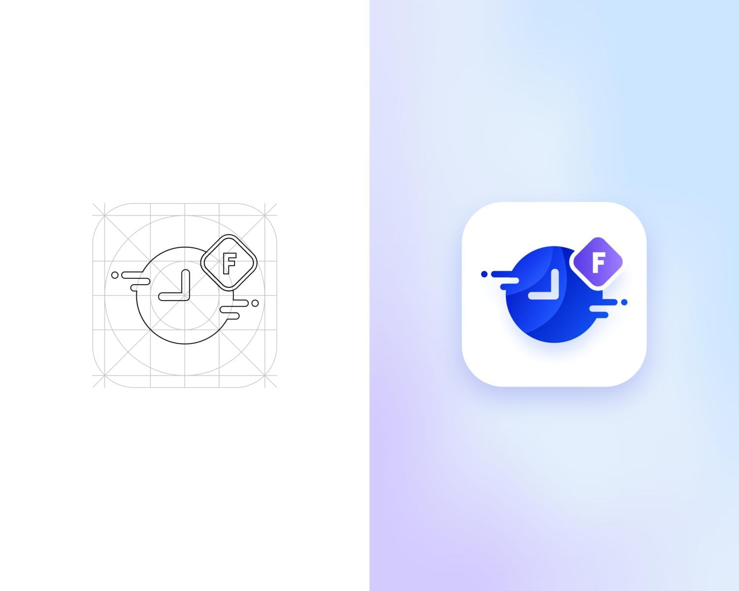 iOS and App Icon Design by aleksandr-mansurov-ru - 115290