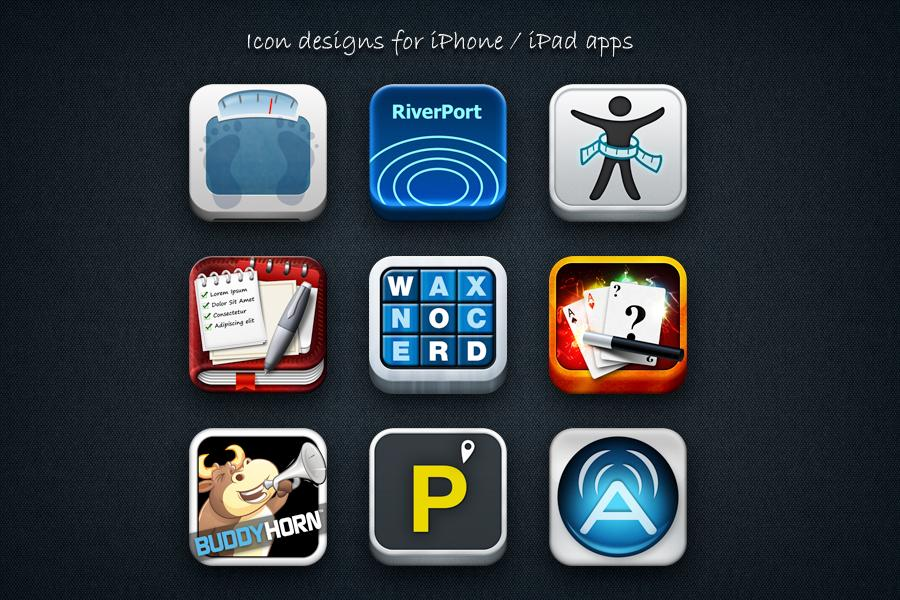 App Icon for iOS or Android by ZivDesign - 12032