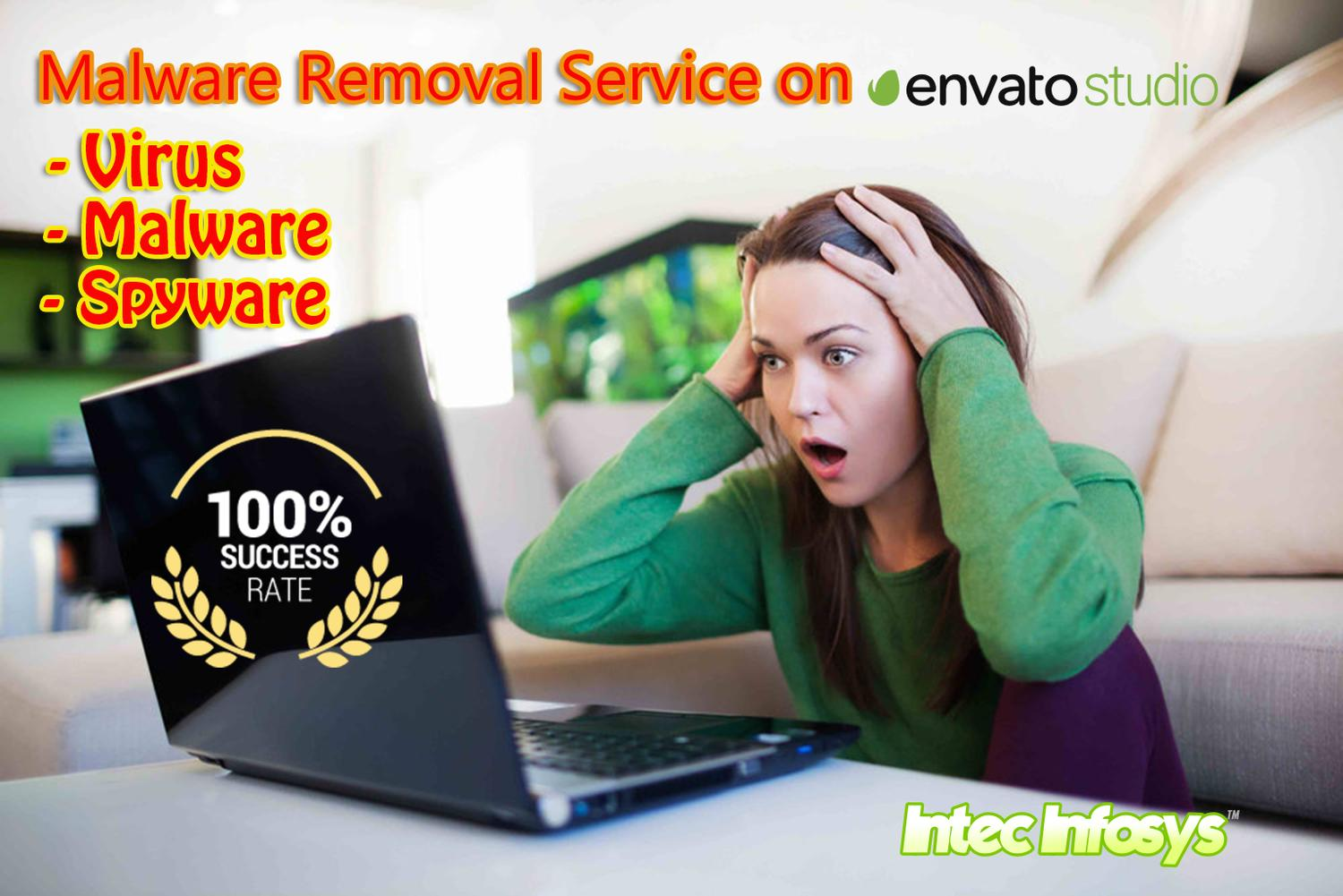 Scan and Remove Malware and Virus from your Wordpress Website by intecinfosys - 93521