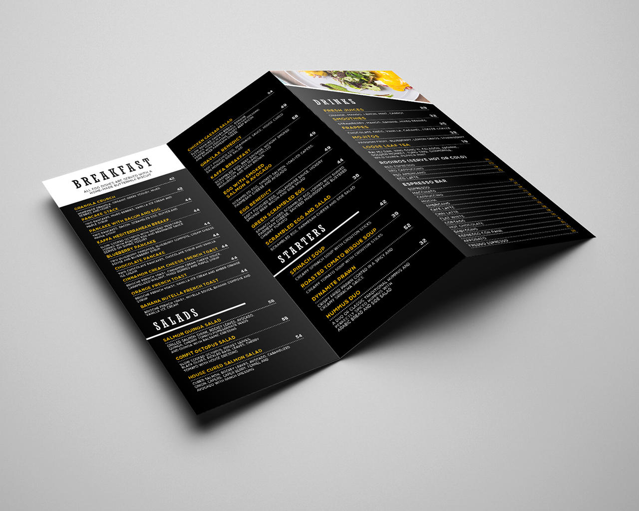 Tri-fold Flyer and Brochure Design by kapor - 110824