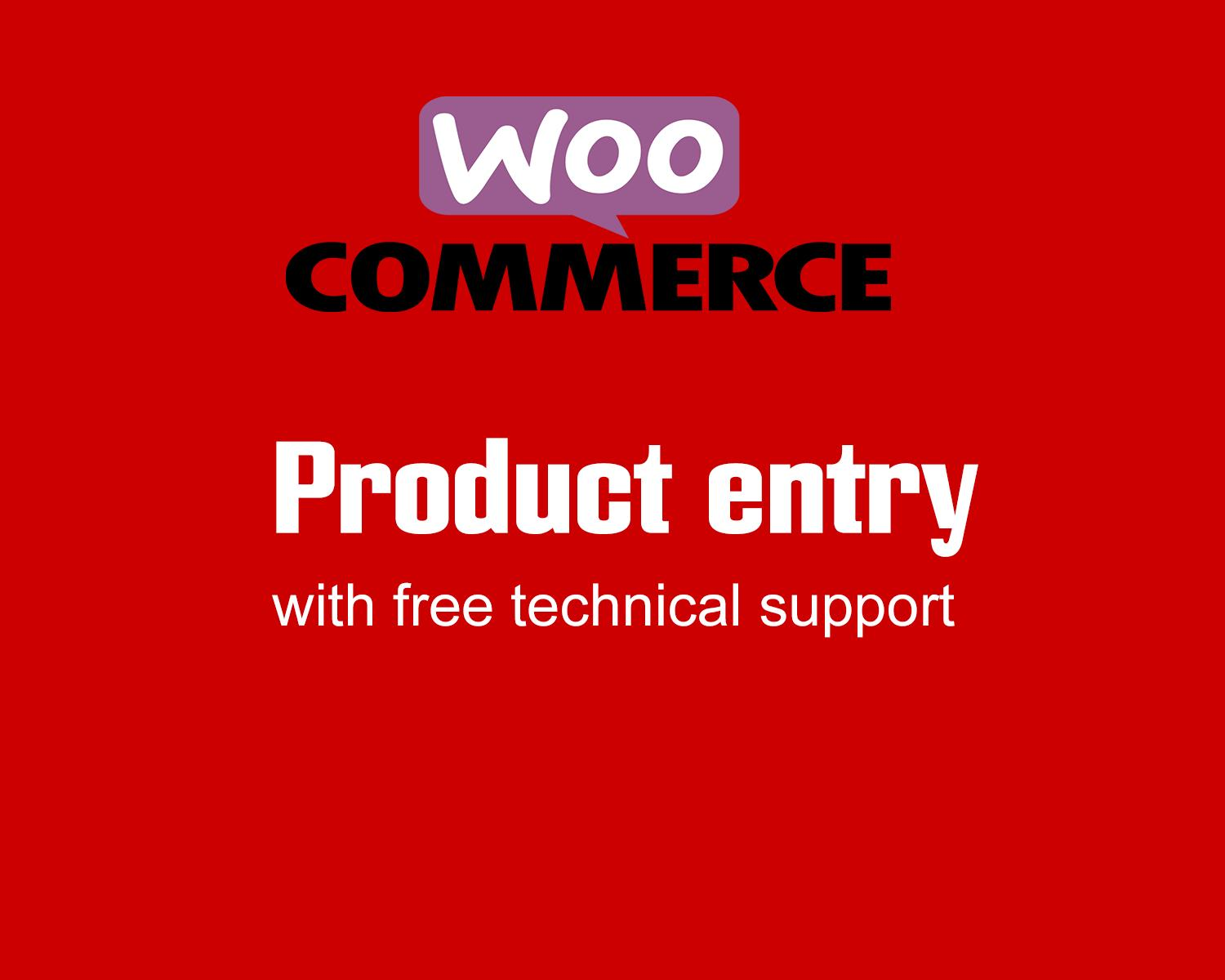 Woocommerce Product Entry by hibiscustechno - 83438