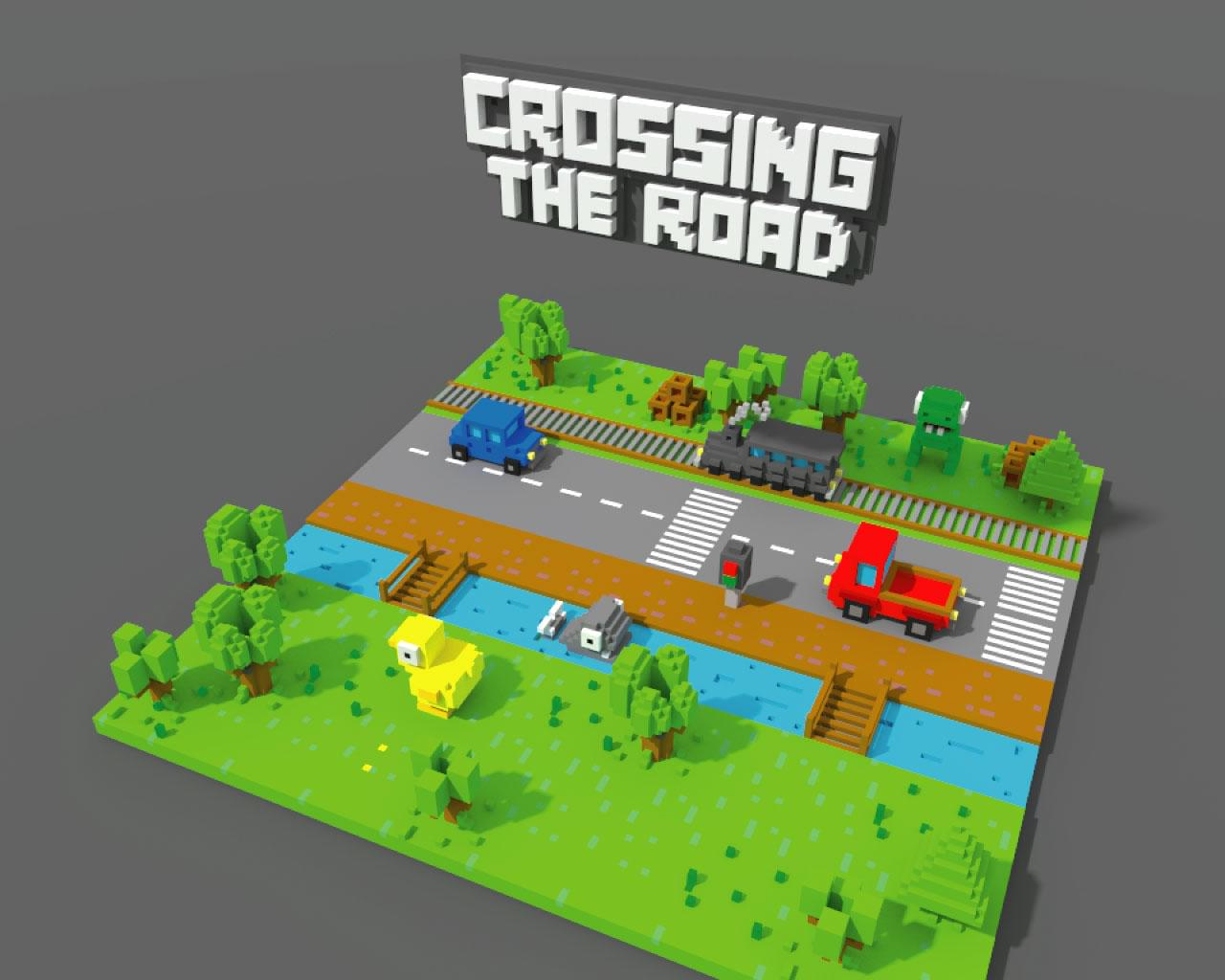 3d Voxel Game Assets Design by DePautaMadre - 116706