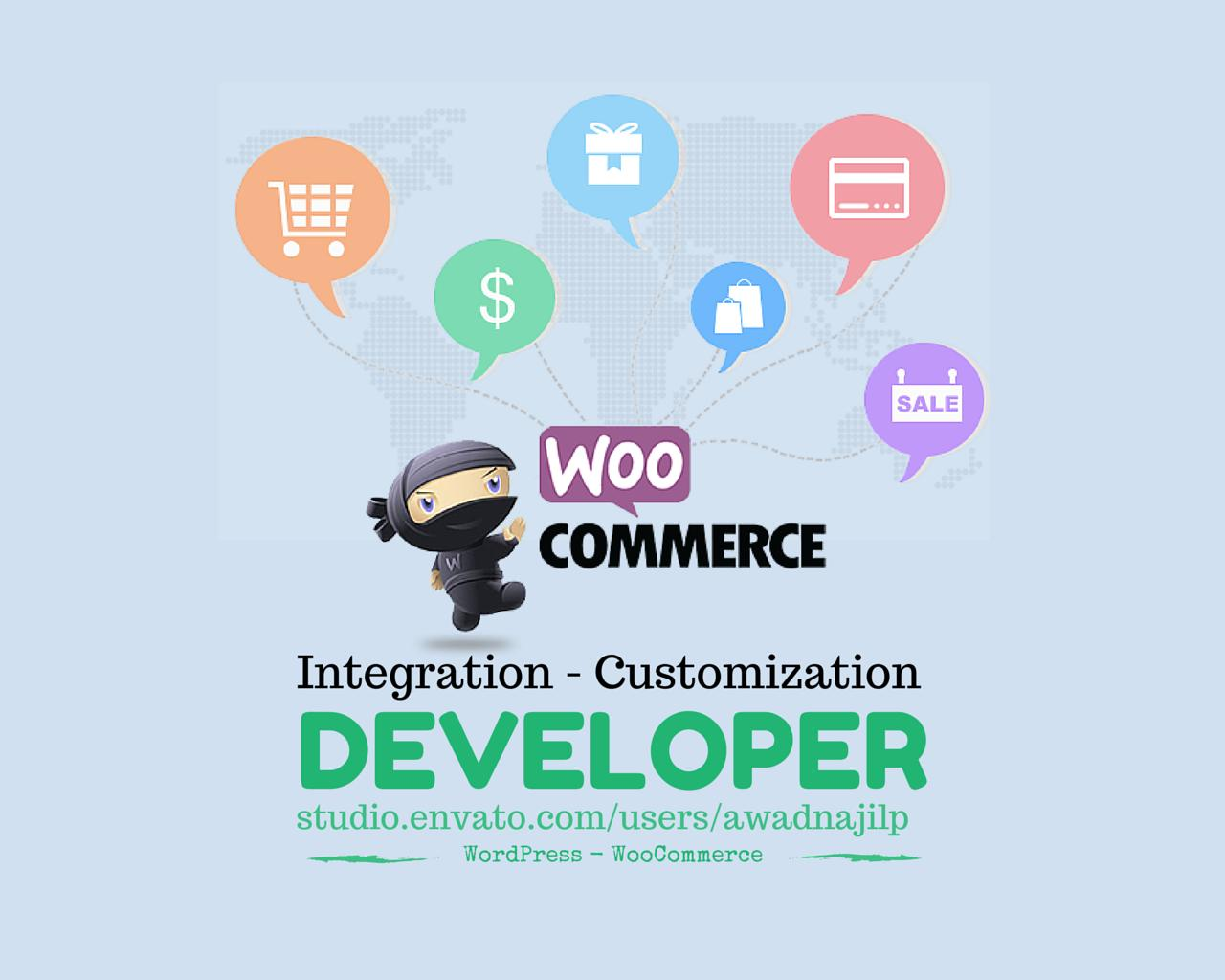 Expert E-Commerce/WooCommerce Integration, Customization and Feature Addition by awadnajilp - 78918