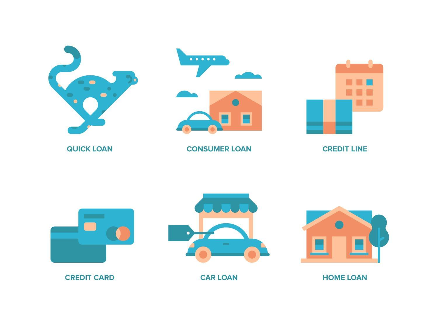 Custom Vector Illustrations & Icons by eightbit - 111775