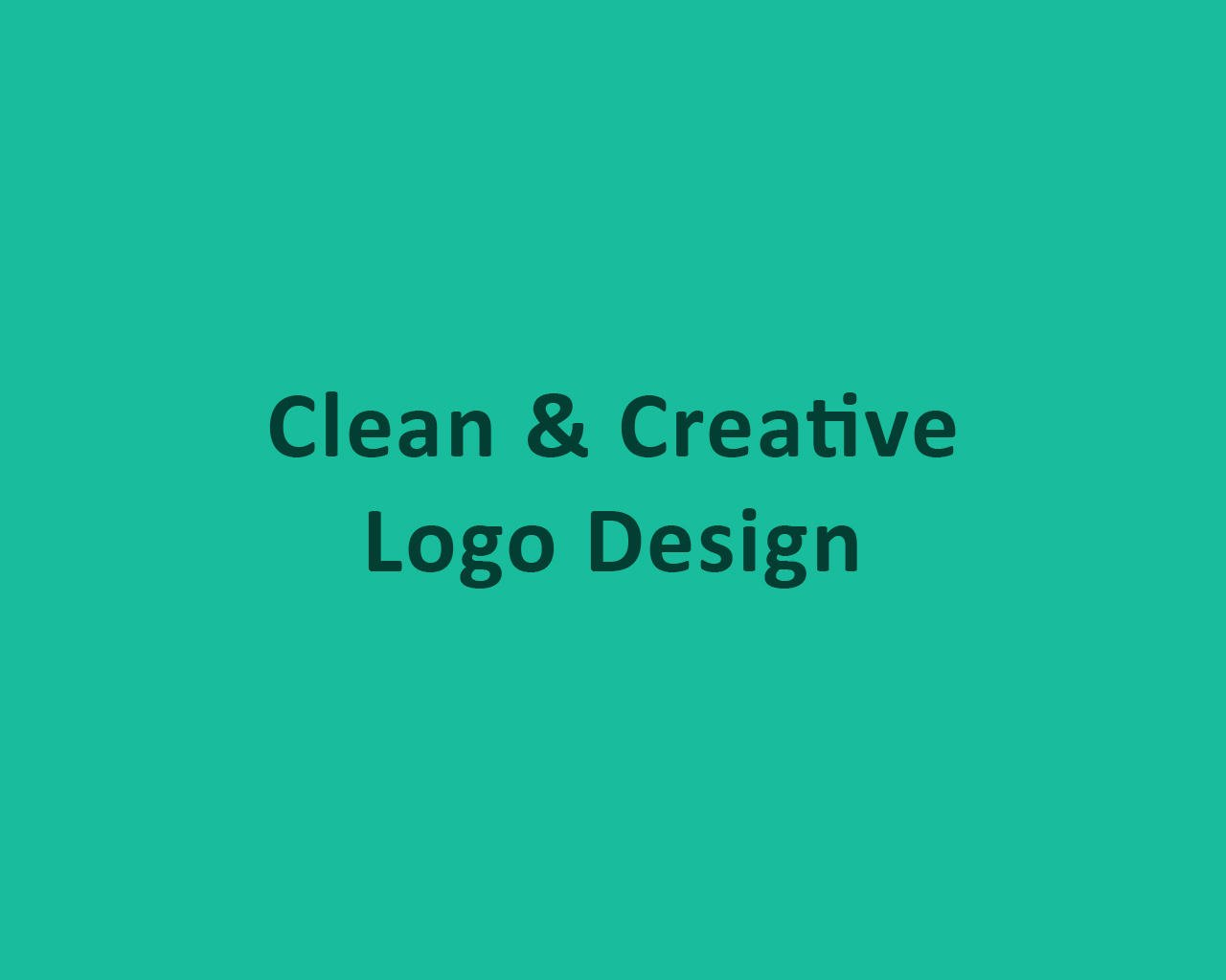 Clean & Creative Logo Design by odiusfly - 105964