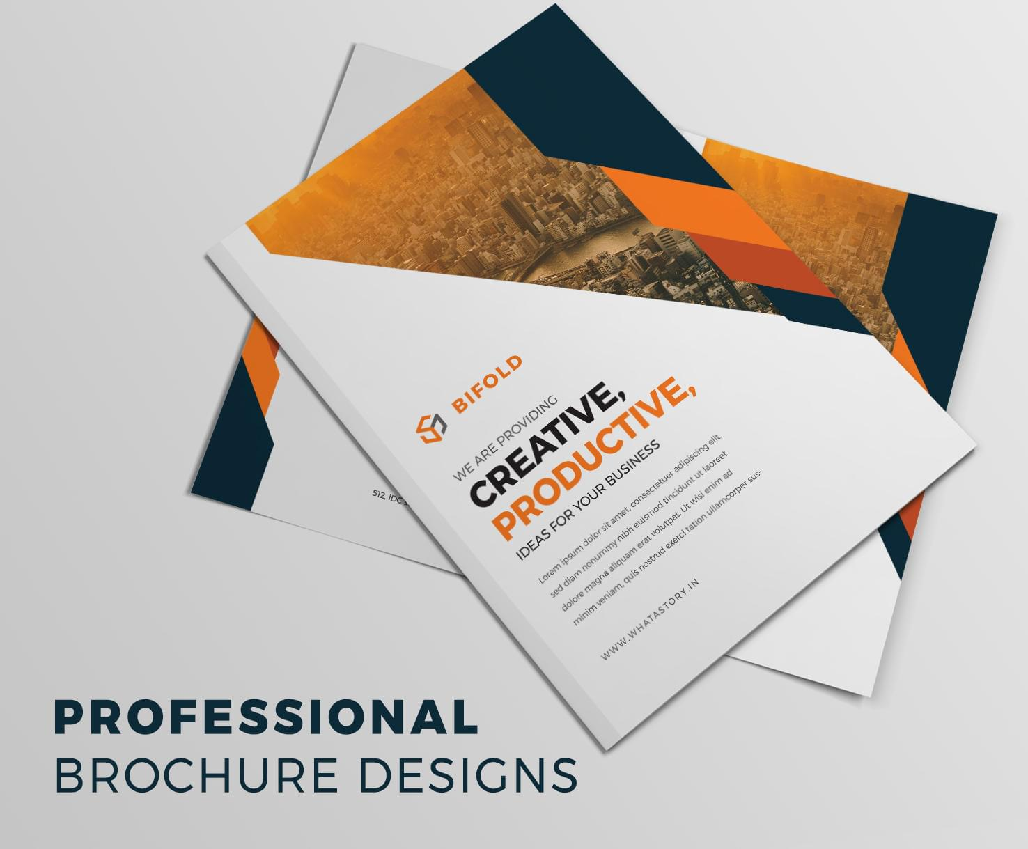 Professional Brochure by Vicasso - 114233