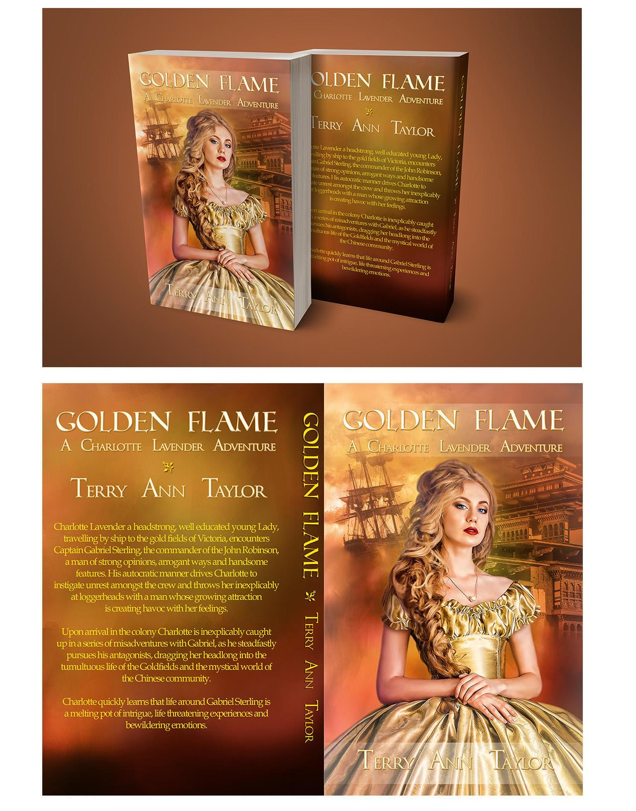 Book Covers - Hi-End Images for Book Covers - Romance - Historical - Fantasy - Full Cover Design by CrArt - 113971