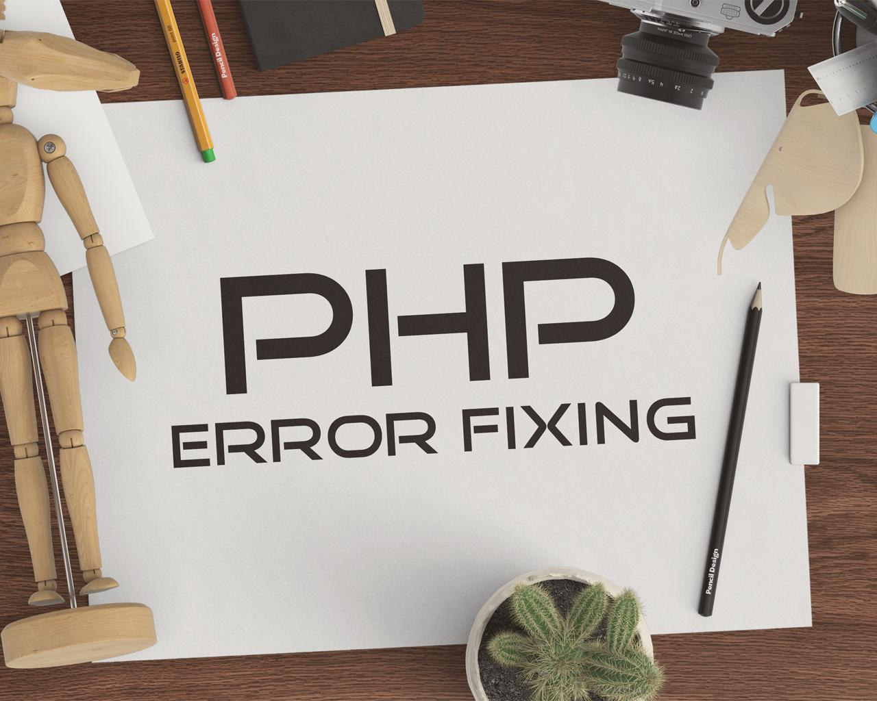 PHP Error Fixing & Script Installation by hasanet - 99370