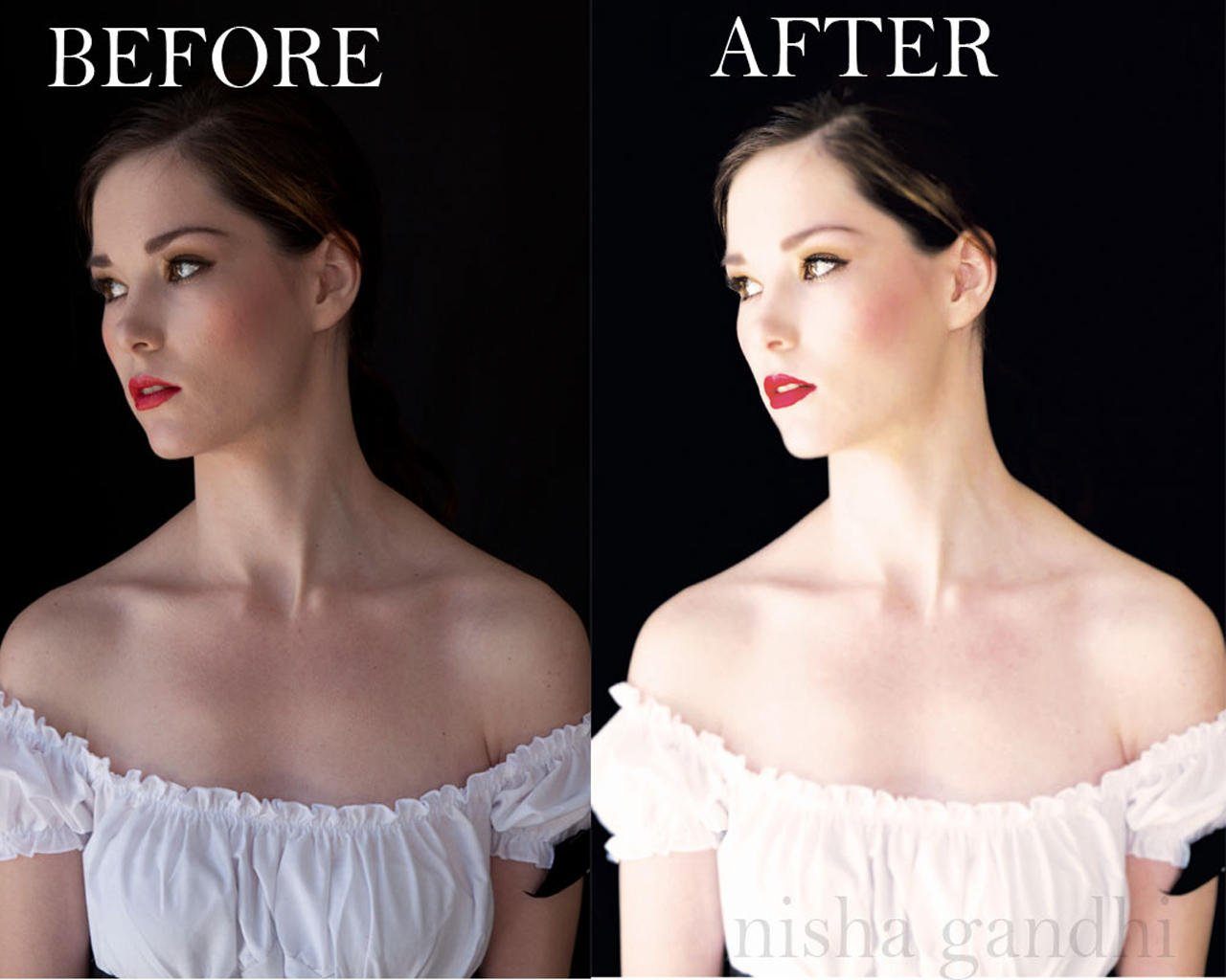 Beauty Retouching for Print/Magazines by nishagandhi - 109997