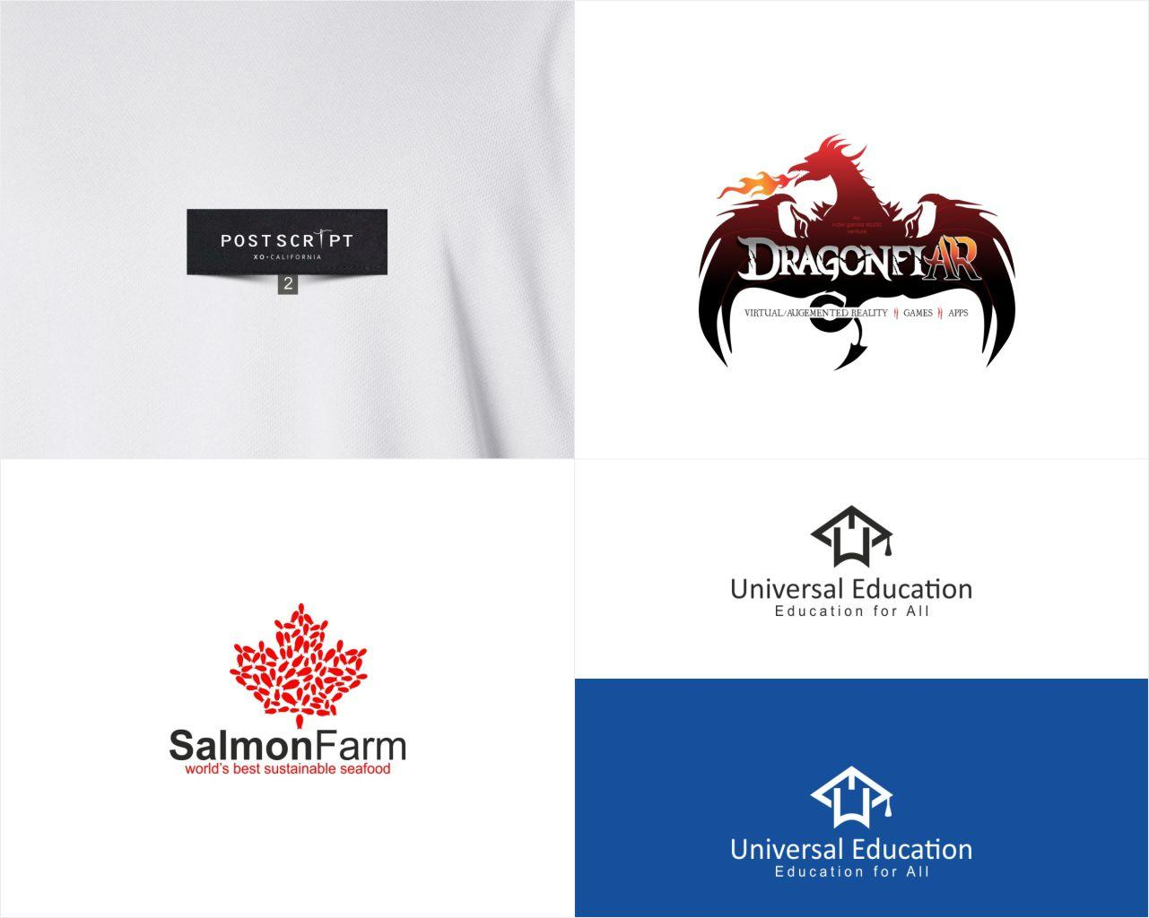You Provide The Vision, We Provide The Unique Logo Solution. by songv - 103884