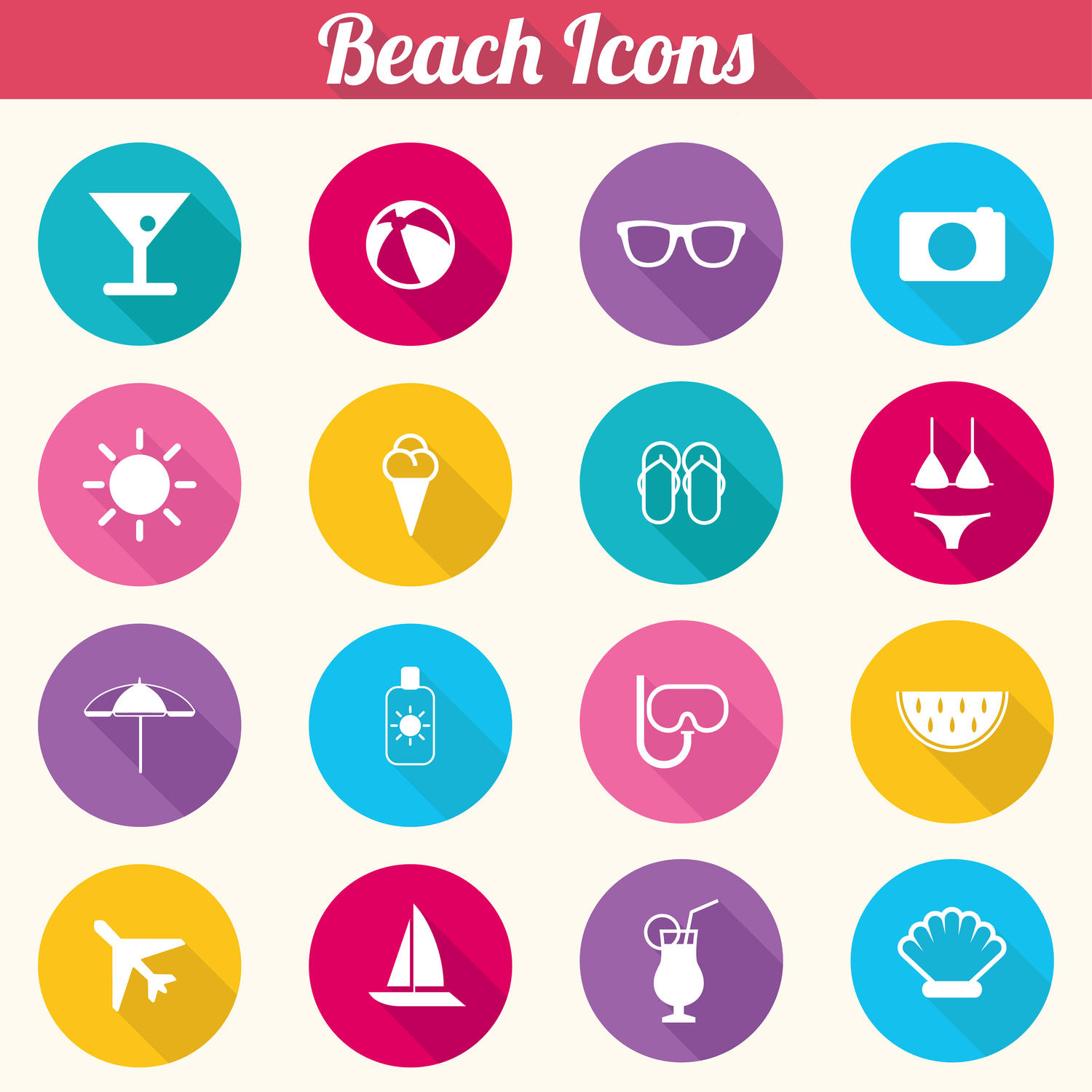 Custom Design Icon Set by snja - 44242