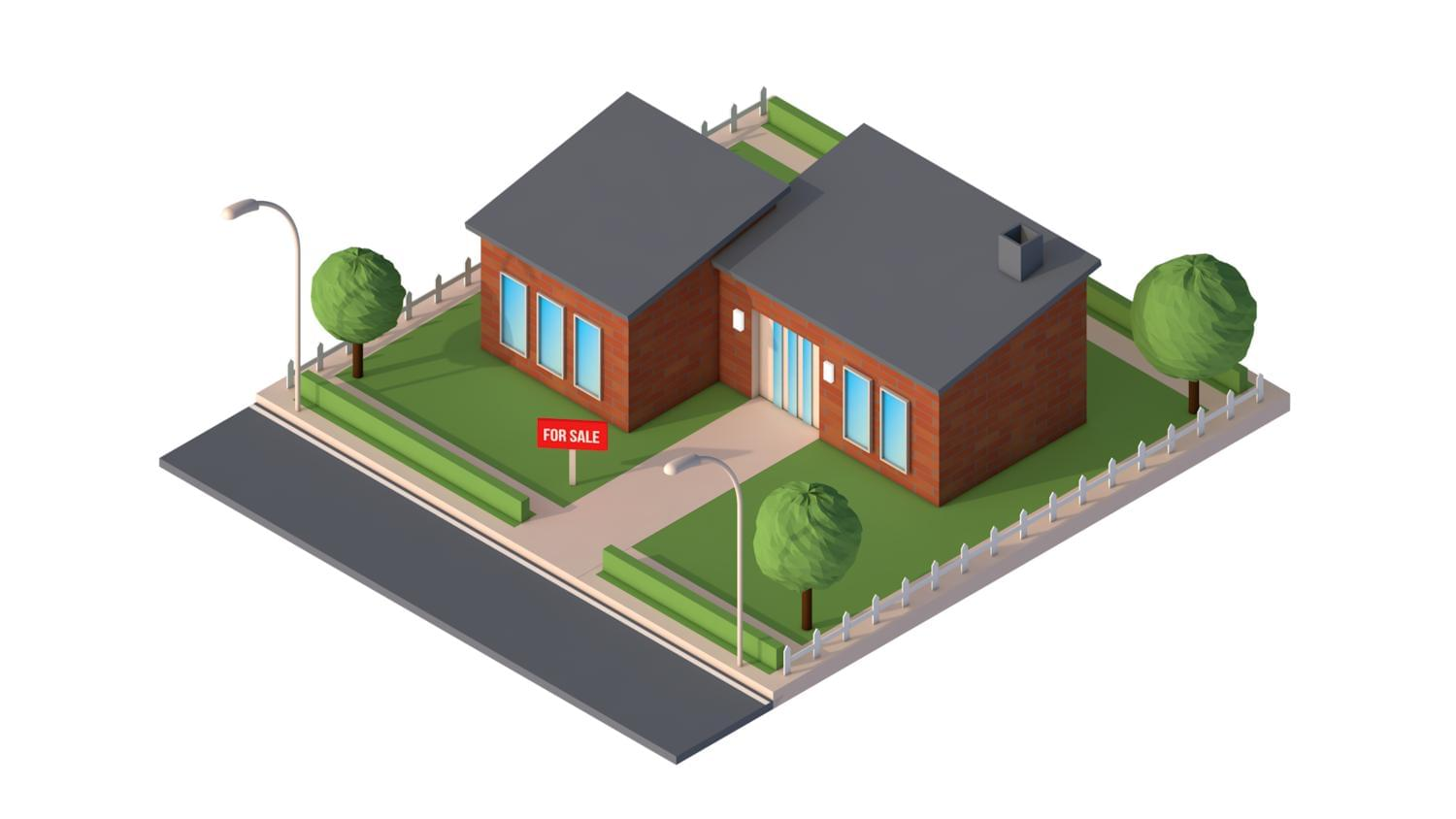Isometric 3D Building Designs by RenovatioDigital - 111640