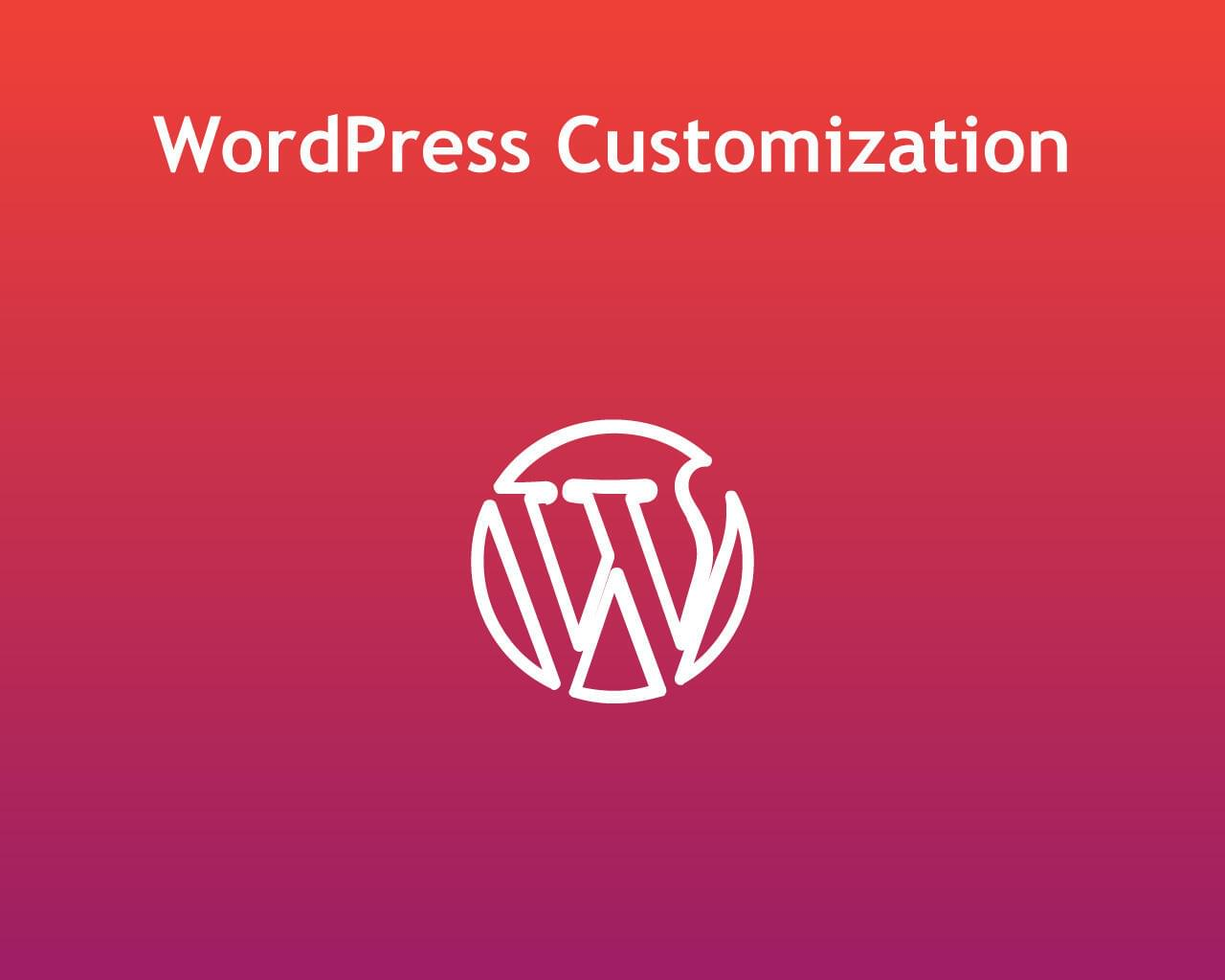 WordPress Website Customization Service by jitendra-sahu - 117803