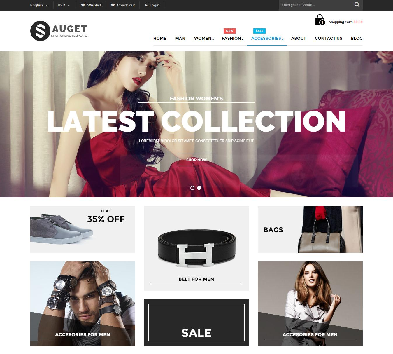 PSD to HTML for Themeforest Submission by AslamHasib - 80773