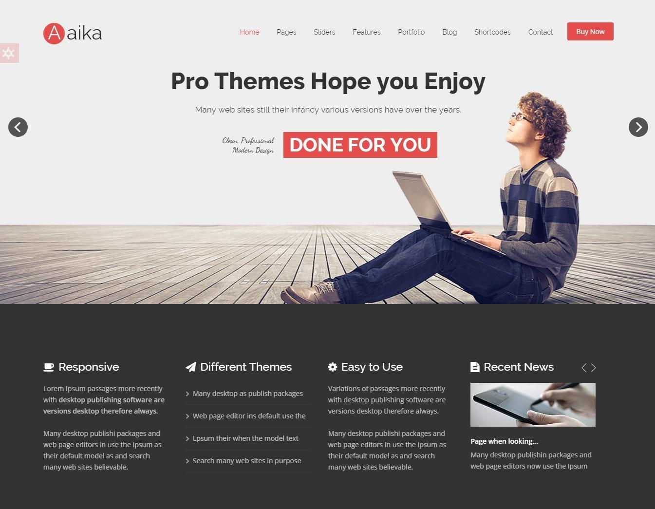 Joomla Theme Install & Demo Setup (+ Plugin & Logo Setup) by ThemesPlace - 115593