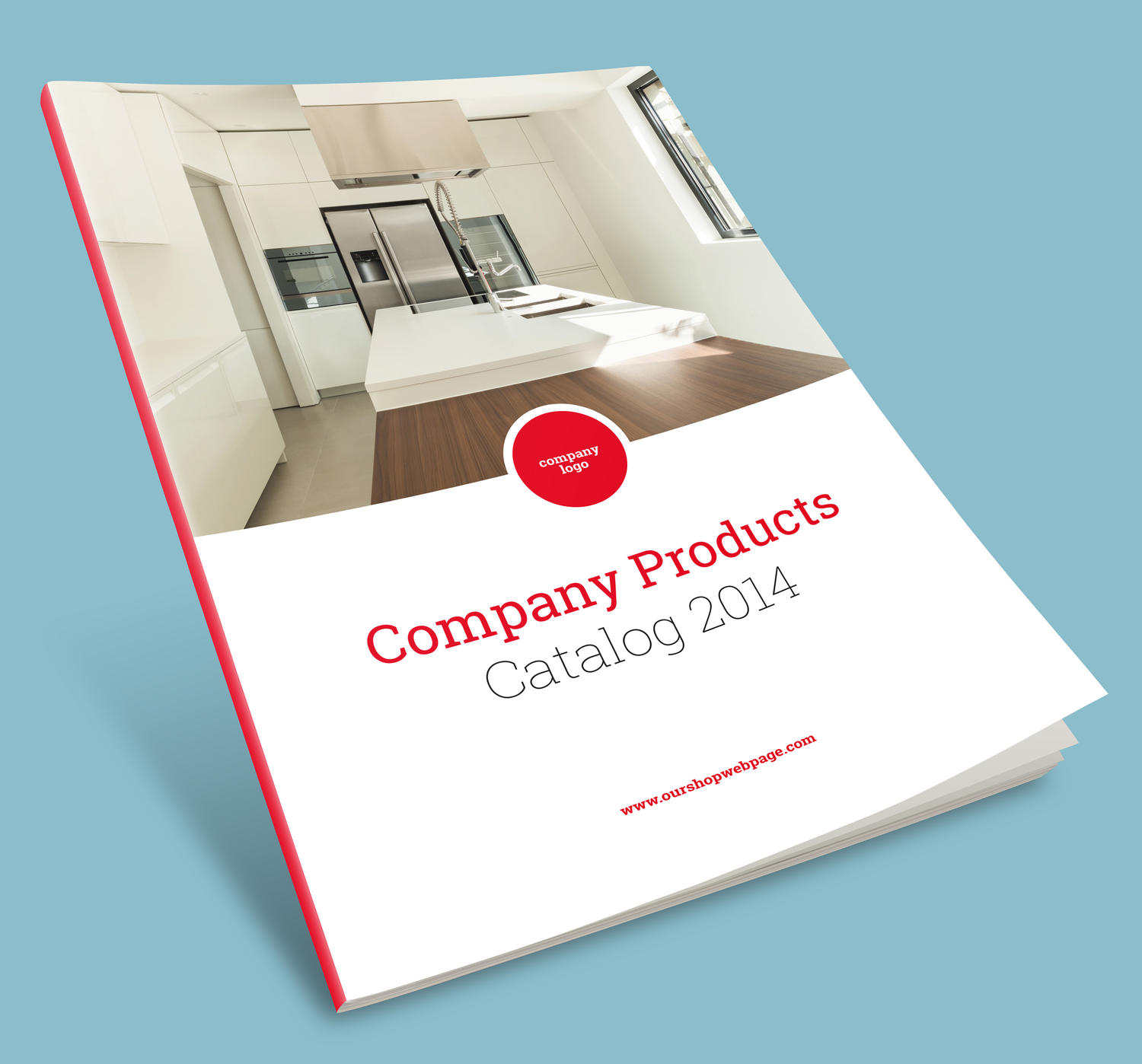 Premium 8 pages a4 letter brochure design service by for Brochure design services