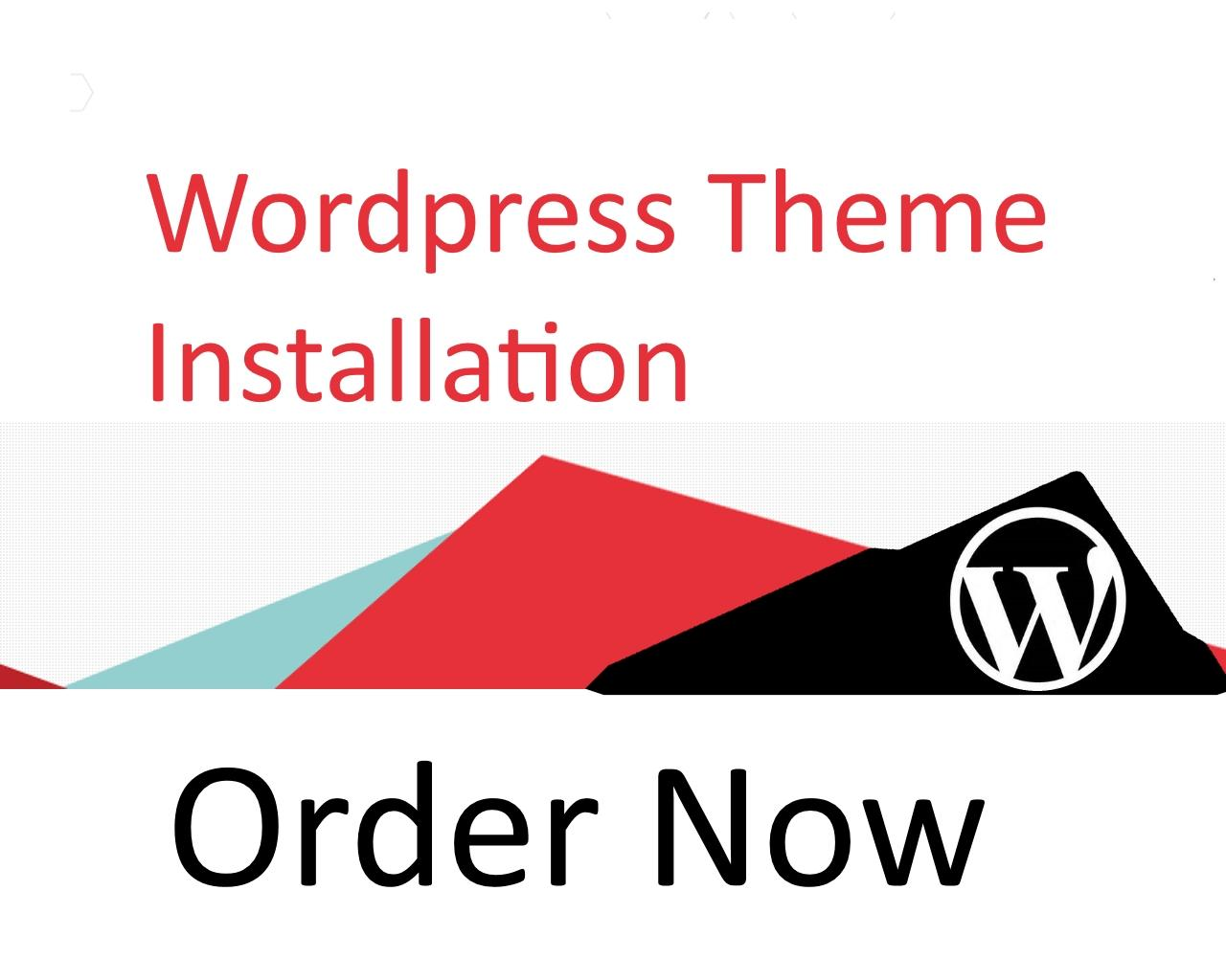 Express Wordpress Installation by dasinfomedia - 79895