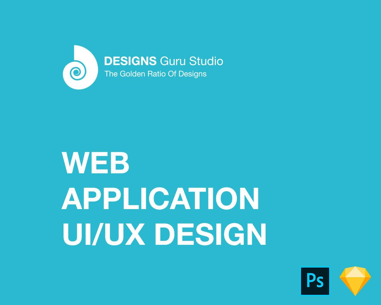 Web Application UI/UX Design  by designsgurustudio - 111521