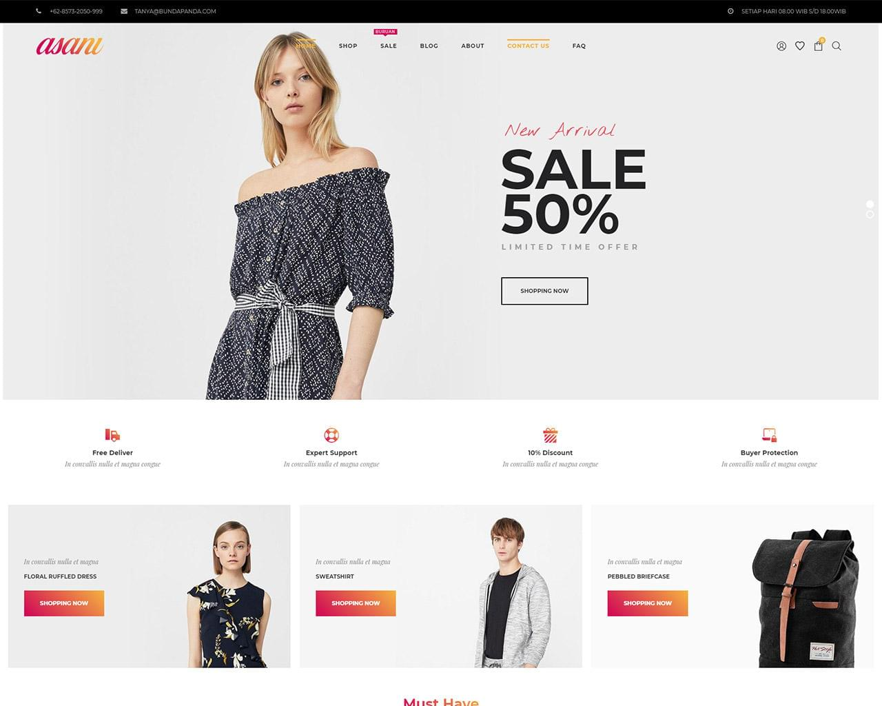 All-in-One WordPress Installation by syahwinda - 111080
