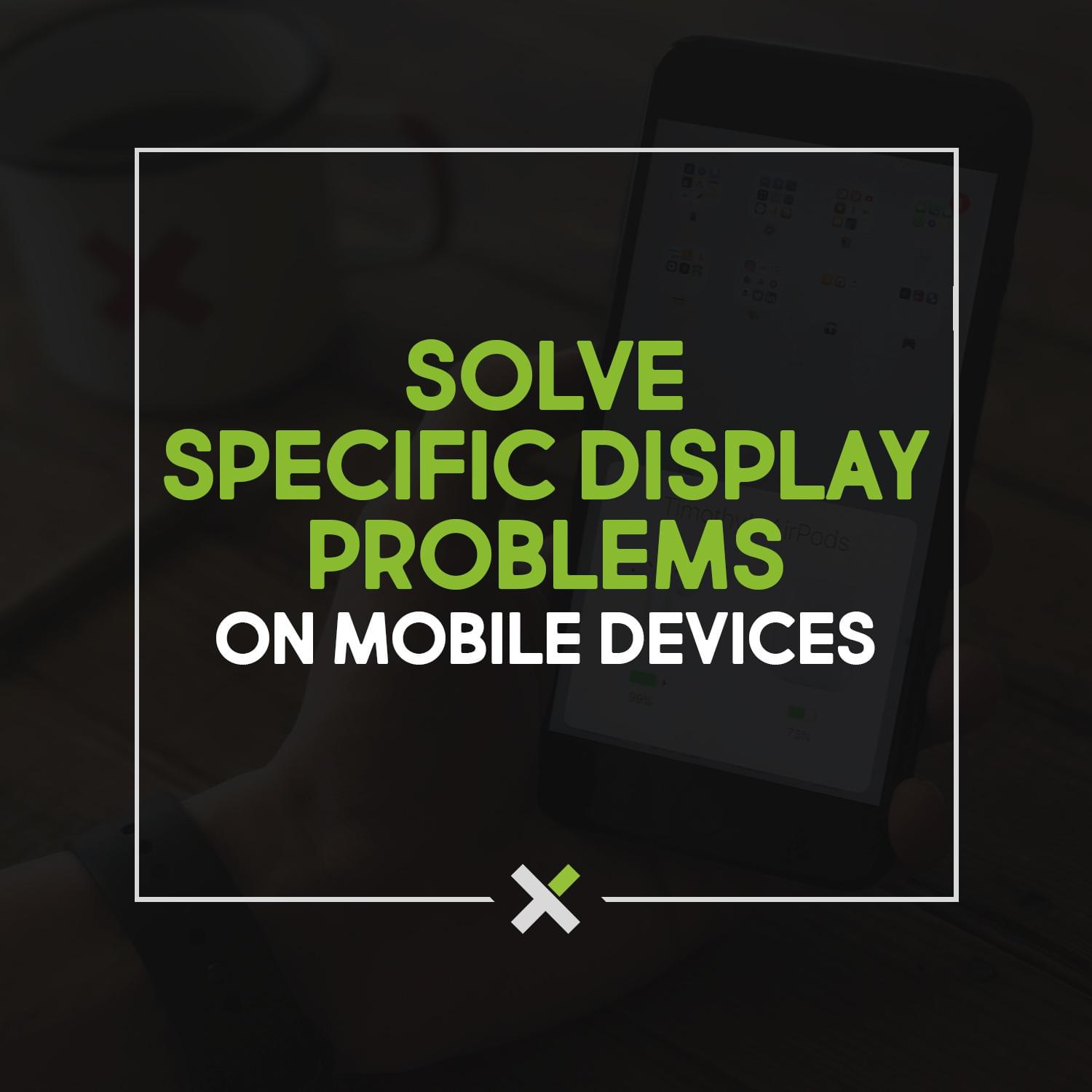 Fix Specific Wordpress Issues On Mobile Devices by touringxx - 114830