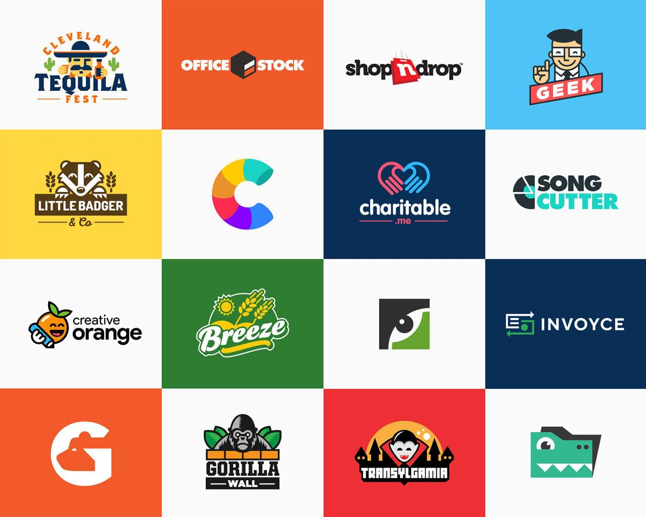 Professional Logo Design by Brandbusters - 114922