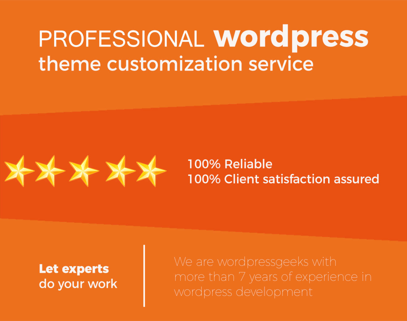 Wordpress Theme Customization by hibiscustechno - 109399