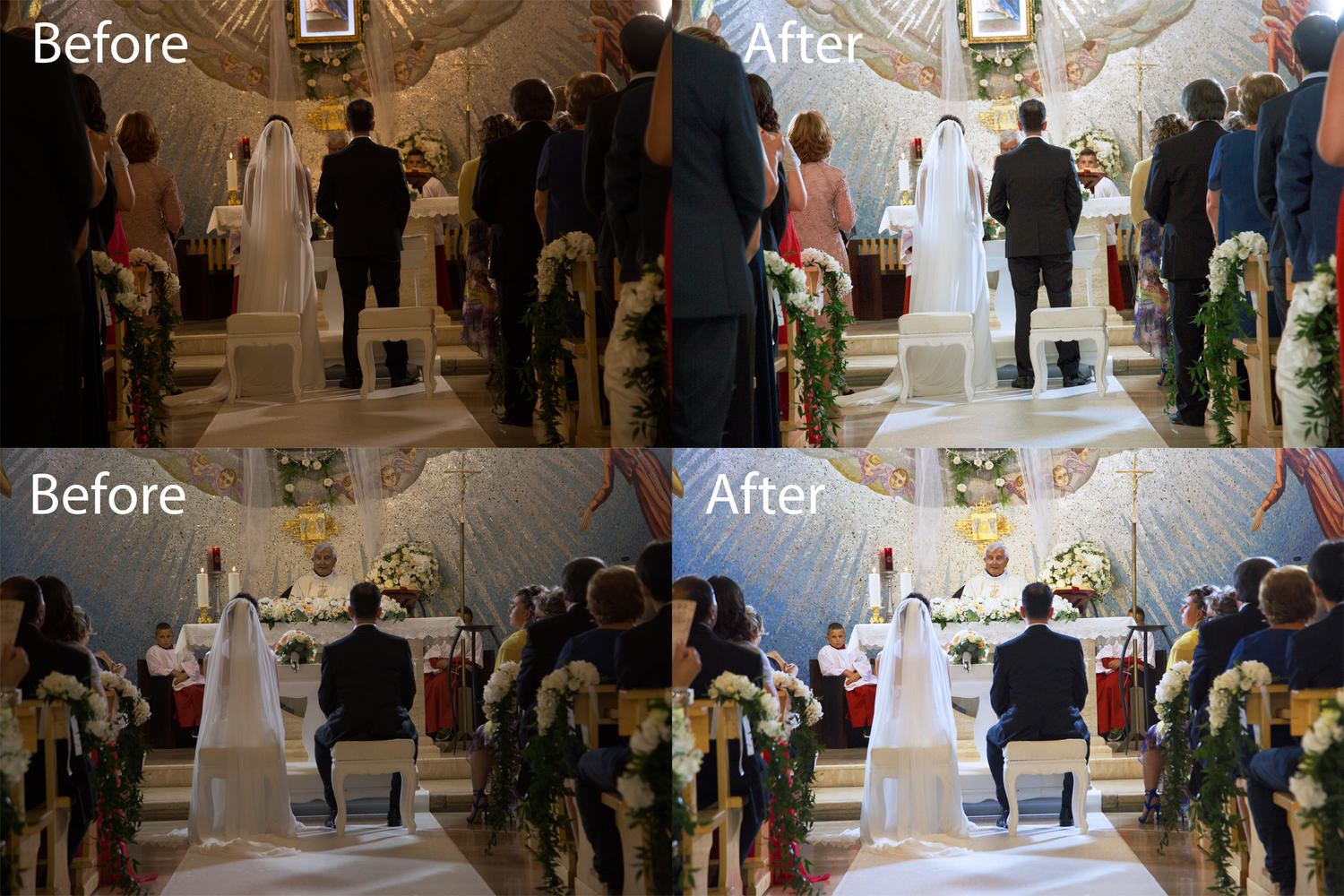 High End Photo Retouch & Color correction for 4 Images by kushal_chaudhari - 110614