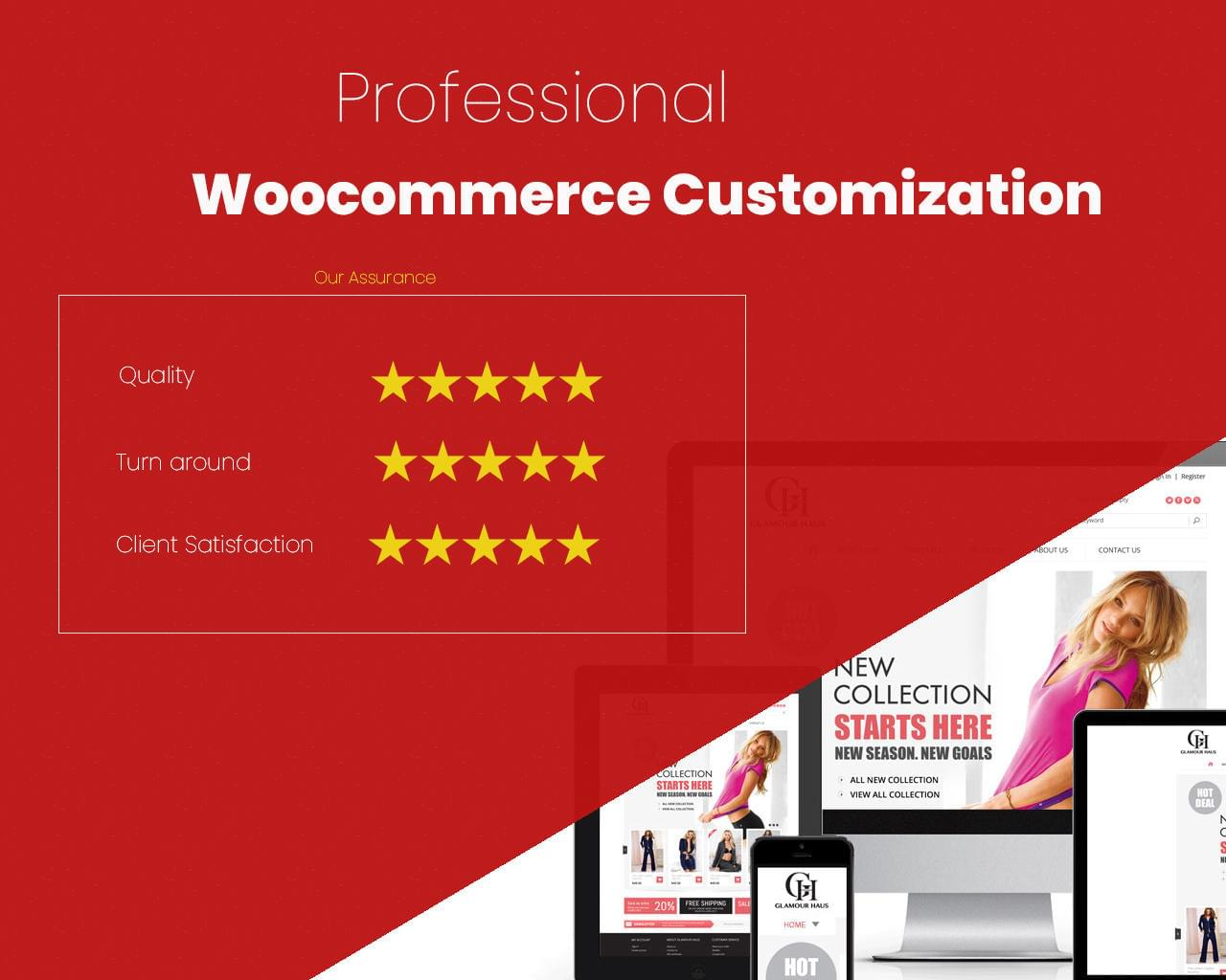 WooCommerce Customization by hibiscustechno - 113768