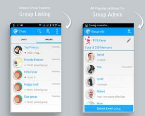 Whatsapp Clone Script - Android by dasinfomedia on Envato Studio