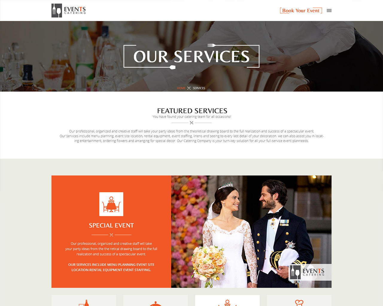ThemeForest Submission PSD to HTML Responsive HTML5 + CSS3  by designingmedia - 102771