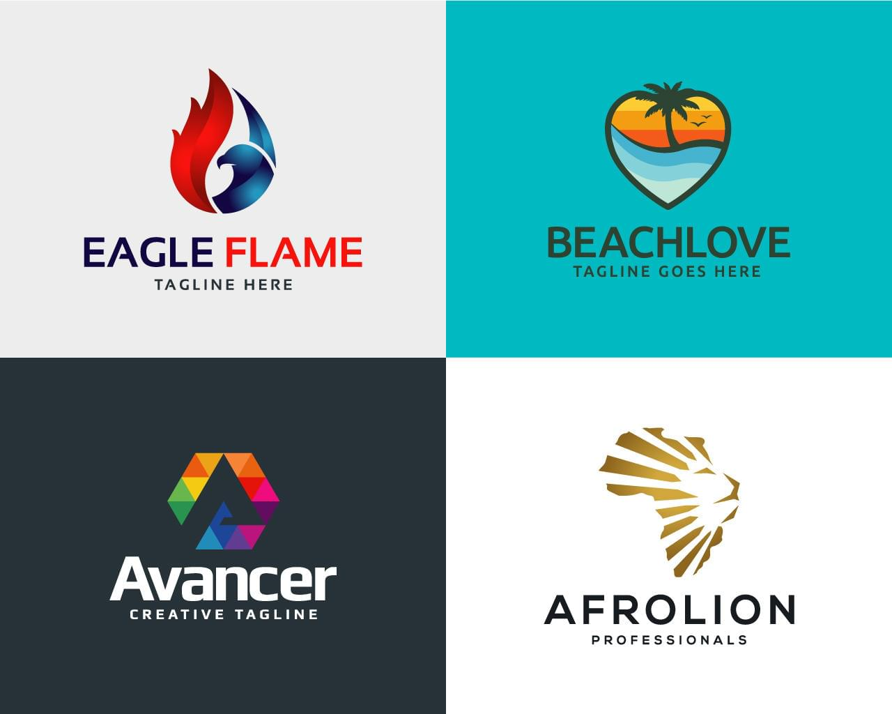 Simple and Clean Logo Designing by emotions76 - 116053