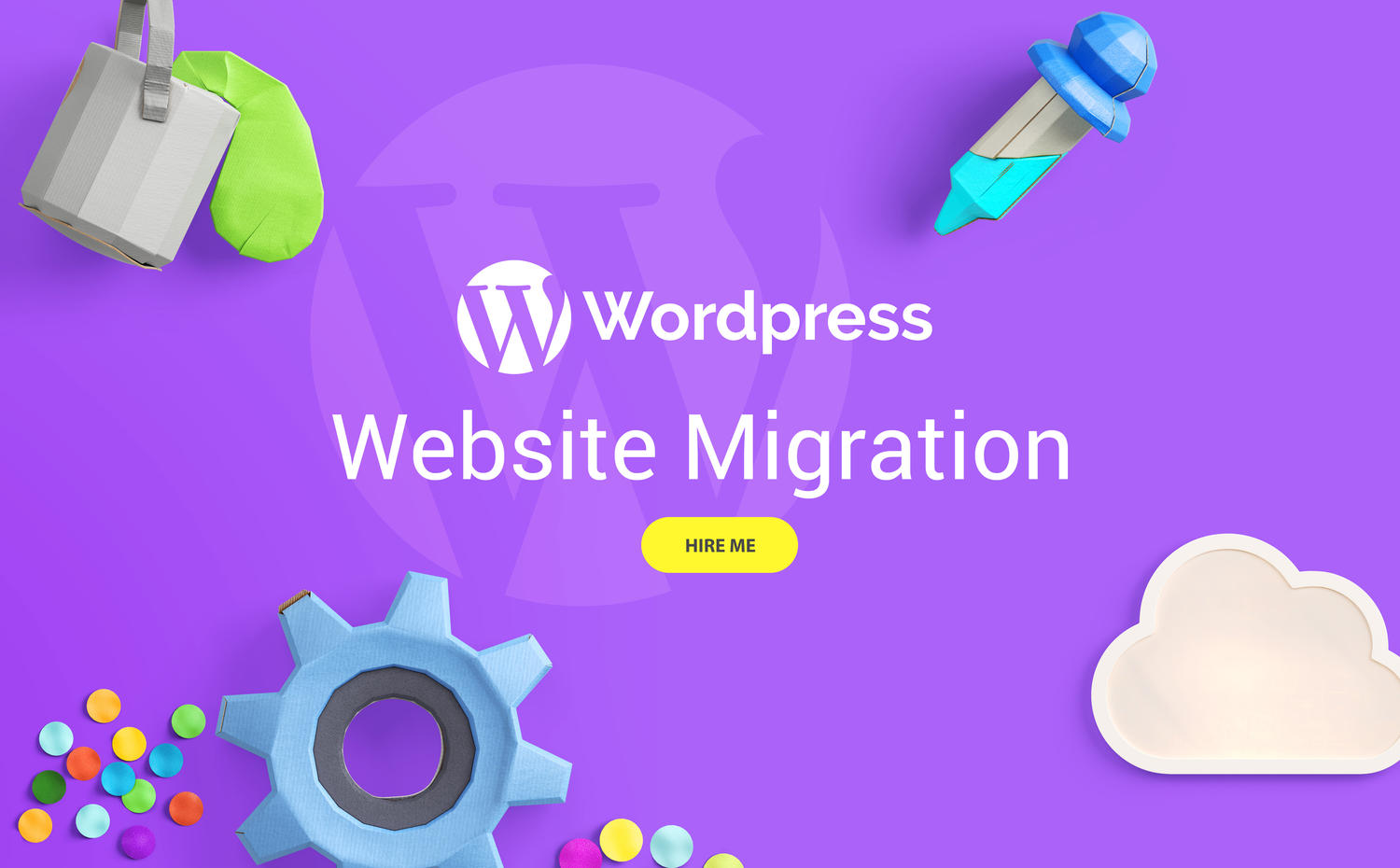 Wordpress Website Migration Service by CreativeShop7 - 99957