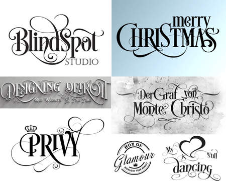Lettering Calligraphy Services On Envato Studio