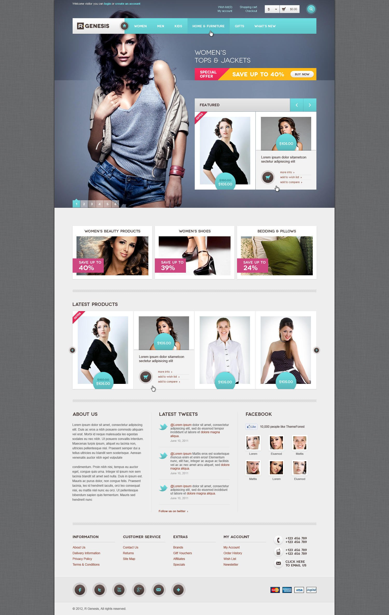 Opencart E-commerce Theme Installation and Demo Setup by Greatkhanjoy - 65148