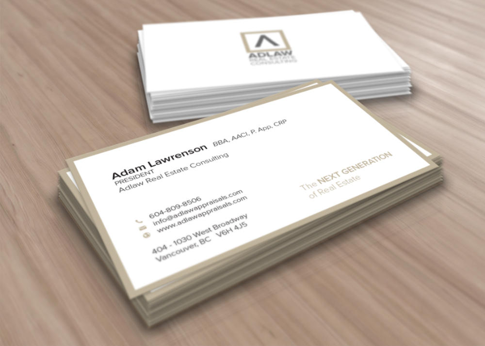 professional modern business card design by syip on envato studio