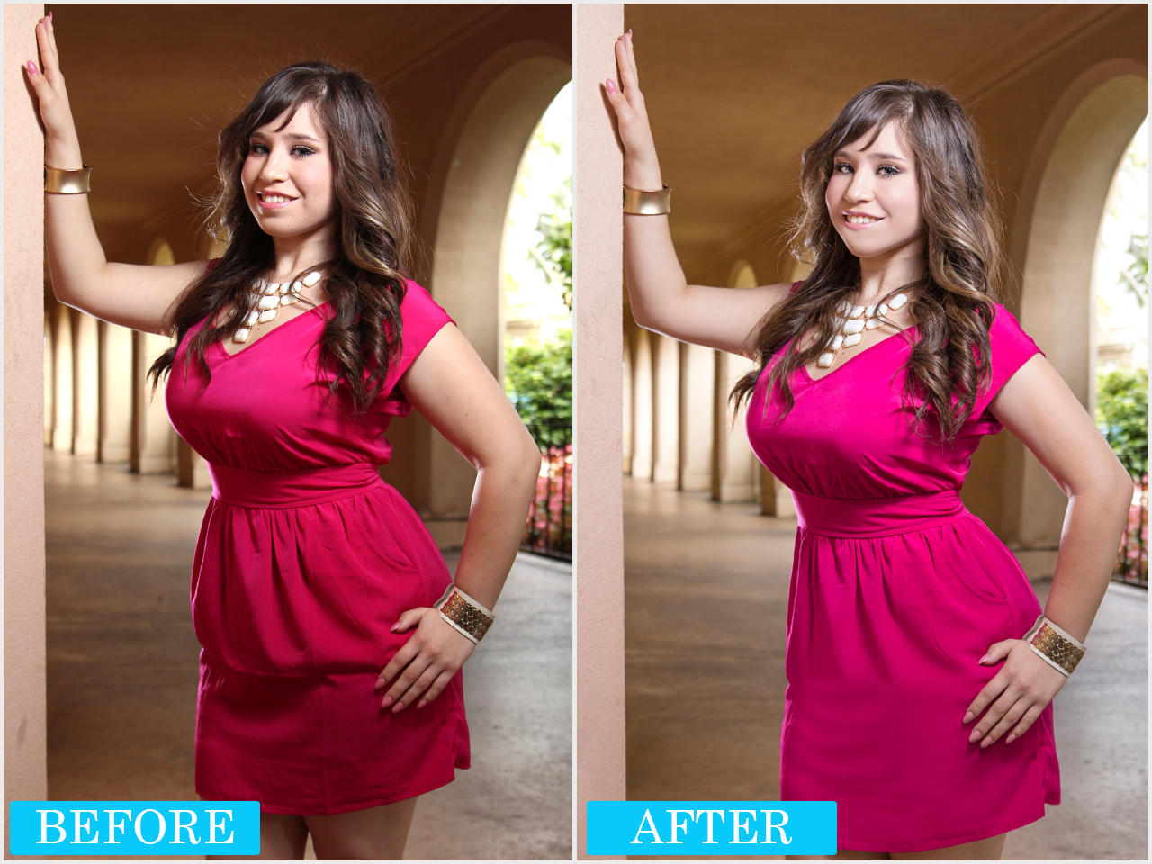Professional High Quality Portrait Photography Retouching Service (1 Image) by sk619 - 5327