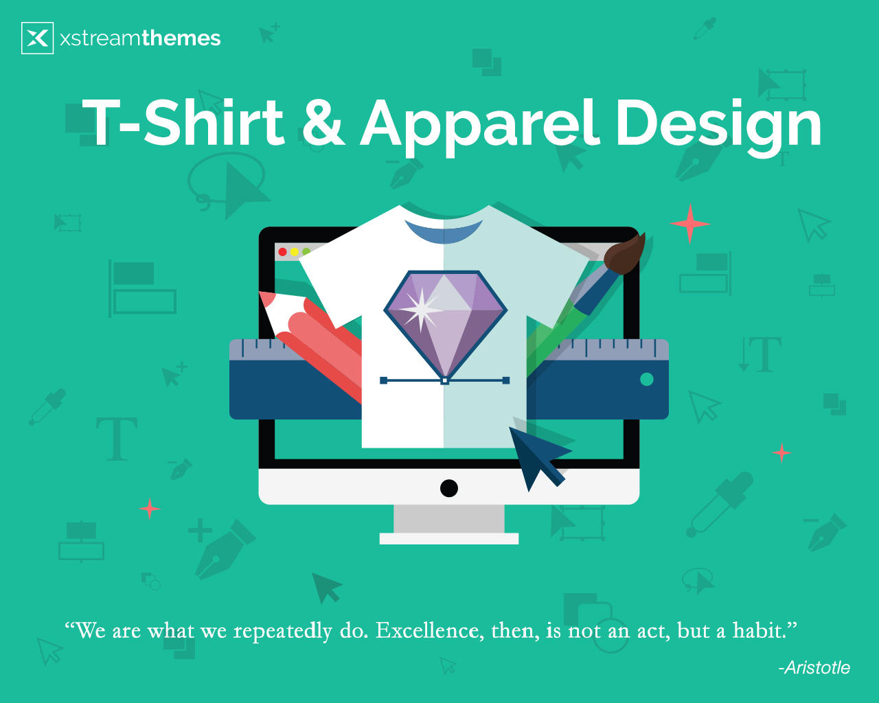 Professional T-Shirt & Apparel Design by xstreamthemes - 102046