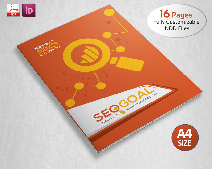Multipurpose Creative Business Brochure by ContestDesign - 40487